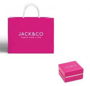 Jack & Co Orecchini Essential, Cuori