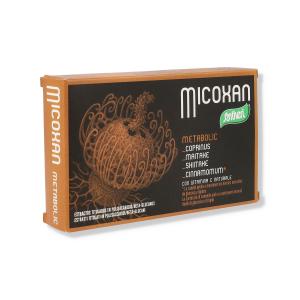 MICOXAN METABOLIC 40CPS