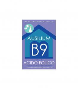 AUSILIUM B9 VET ACIDO FOLICO