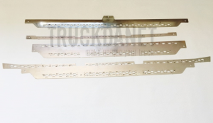 MAN Mascherina interna disegno 'NIDO D'APE' in acciaio Inox lucido (aisi 304)