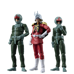 *PREORDER* Mobile Suit Gundam G.M.G.: PRINCIPALITY OF ZEON ARMY SERIE COMPLETA by Megahouse