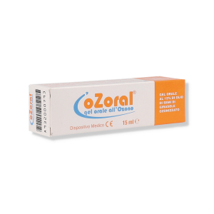 OZORAL GEL ORALE OZONO 15ML