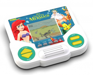 Tiger Electronics: THE LITTLE MERMAID Electronic LCD Video Game by Hasbro