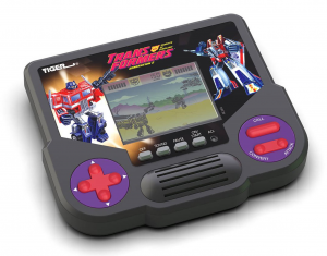 Tiger Electronics: TRANSFORMERS GENERATION 2 Electronic LCD Video Game by Hasbro