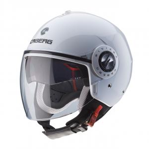 C6FA00A1#XS CASCO CABERG JET RIVIERA V3 WHITE TG: XS