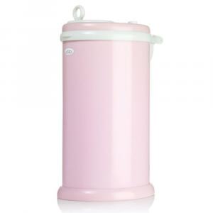Cestino mangiapannolini in inox blush pink