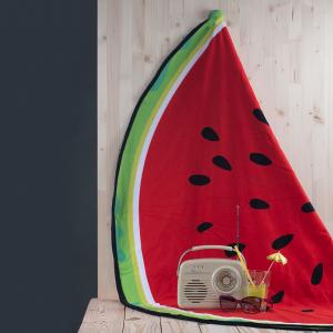 Telo Mare Rotondo CUCUMBER Watermelon Cocomero