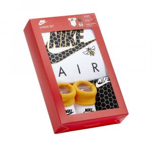 Nike Air Neonato Set Da 3Pezzi Box