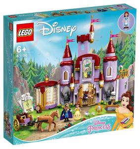 LEGO 43196 Il Castello di Belle e della Bestia 43196 LEGO