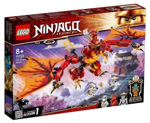 LEGO 71753 L.attacco del Dragone del fuoco 71753 LEGO