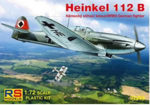 Heinkel He-112B