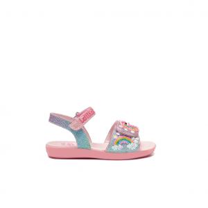Sandalo multicolor con unicorno Lelli Kelly
