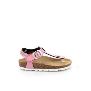 Sandalo infradito rosa Grunland