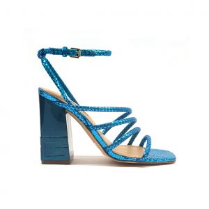 Sandalo turchese Guess