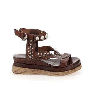 Sandalo marrone A.S.98