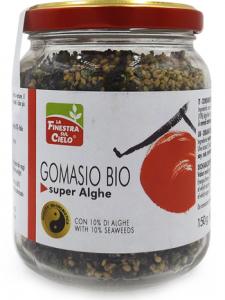GOMASIO ALGHE 150G BIO