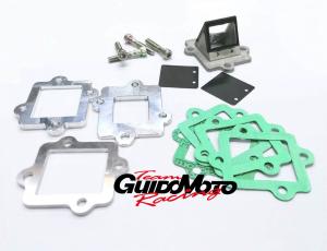 GMS0022 PACCO LAMELLARE RACING MONOPETALO INCLINATO SCOOTER MINARELLI 50 ORIZZONTALE
