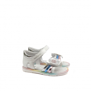 Sandalo bianco/multi NeroGiardini