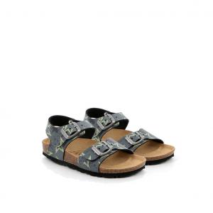 Sandalo grigio Grunland