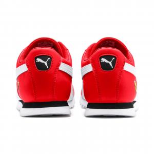 SF Roma Rosso Corsa White Black Puma Shoes