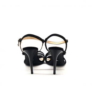 Sandalo nero NeroGiardini