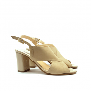 Sandalo crema Luzzi