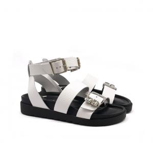 Sandalo bianco Apepazza