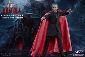 Scars of Dracula My Favourite Legend: CONTE DRACULA (Christopher Lee) 1/6 by Star Ace