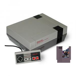 Console NES 8 BIT  + gioco Robocop2 - Usato