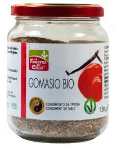 GOMASIO 150G BIO