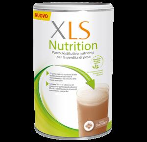 XL S NUTRITION FORTE 5 SHAKE BRUCIAGRASSI 400GR