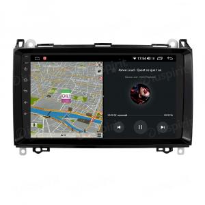 ANDROID autoradio navigatore per Mercedes classe B W245 Classe A W169 A180 A150 B200 B150 B170 Mercedes Sprinter Vito Viano CarPlay Android Auto GPS USB WI-FI Bluetooth 4G LTE