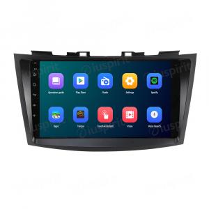 ANDROID autoradio navigatore per Suzuki Swift 2011-2015 CarPlay Android Auto GPS USB WI-FI Bluetooth 4G LTE