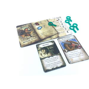 Mansions of Madness 2nd Ed. Complete Tokens Set x 76