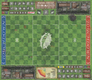 Blood Bowl 7s Pitch - Fantasy Football Pitch - Noble Pitch-2