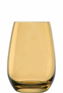 Set 6 bicchieri acqua in vetro cristallino Ambra ml 465