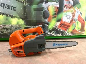 Motosega Husqvarna Professionale da potatura T525C 27cc - 1,1 kw- barra Carving 25 cm