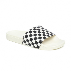 Ciabatte Vans Slide-On Checker White