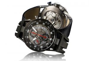 Locman Montecristo Cronografo Automatico Limited Edition 0516K22S-BKTKRDSK