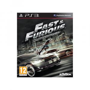 Fast & Furious: Showdown - Usato - PS3