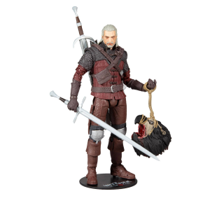 *PREORDER* The Witcher 3: Wild Hunt: GERALT OF RIVIA (Wolf Armor) by McFarlane Toys