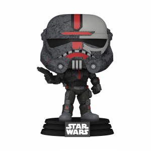 *PREORDER* Star Wars: The Bad Batch POP! Vinyl Figure: HUNTER by Funko