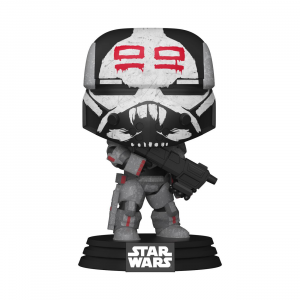 *PREORDER* Star Wars: The Bad Batch POP! Vinyl Figure: WRECKER by Funko