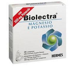 BIOLECTRA MG K LIMONE 20 COMPRESSE