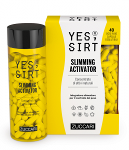 YES SIRT ACTIVATOR CAPSULE