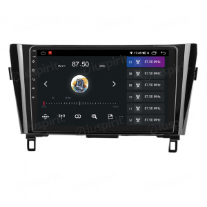 ANDROID autoradio navigatore per Nissan Qashqai Nissan X-Trail Nissan Rogue 2014-2020 CarPlay Android Auto GPS USB WI-FI Bluetooth 4G LTE