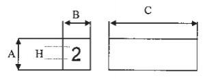 Punzoni a mano destri a filo continuo mm 4 - Serie Numeri 0-9