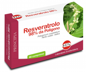 RESVERATROLO 98%