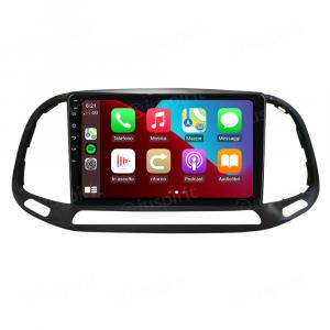 ANDROID autoradio navigatore per Fiat Doblo 2016-2020 CarPlay Android Auto GPS USB WI-FI Bluetooth 4G LTE