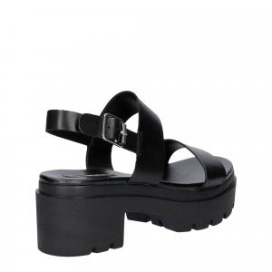 Windsor Smith Emmy black leather-5